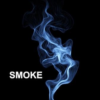 Vector astratto fumo.