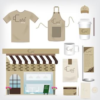 Vector shop shop può essere utilizzato per il layout