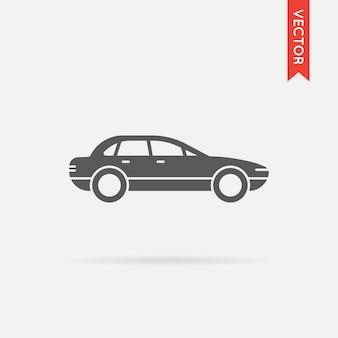 Icona dell'auto vettoriale