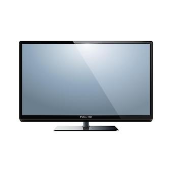 Tv hd vettoriale