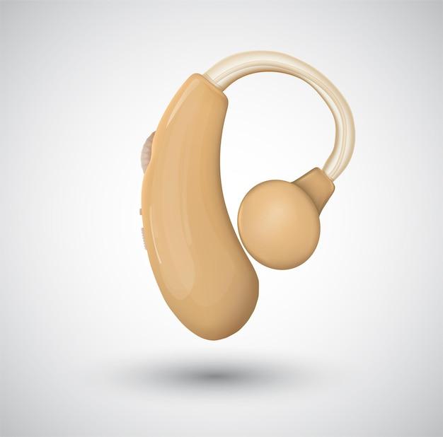Apparecchio acustico vettoriale, ripristino dell'udito, cura dei non udenti