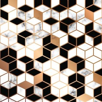 Vector design trama di marmo