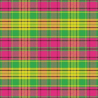 Vector seamless pattern tartan scozzese