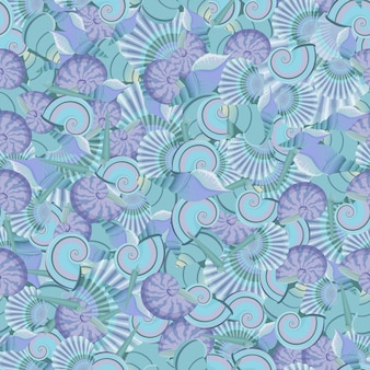 Reticolo senza giunte dei seashells
