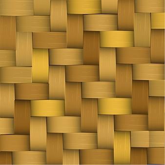 Vettorializzare palm weaving pattern