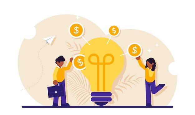 Avvio di investimenti di venture capital che finanziano tecnologie innovative