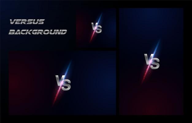 Versus battle set.