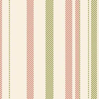 Modello senza cuciture strisce verticali. linee vettoriali disegno astratto. trama a strisce adatta per tessuti di moda.