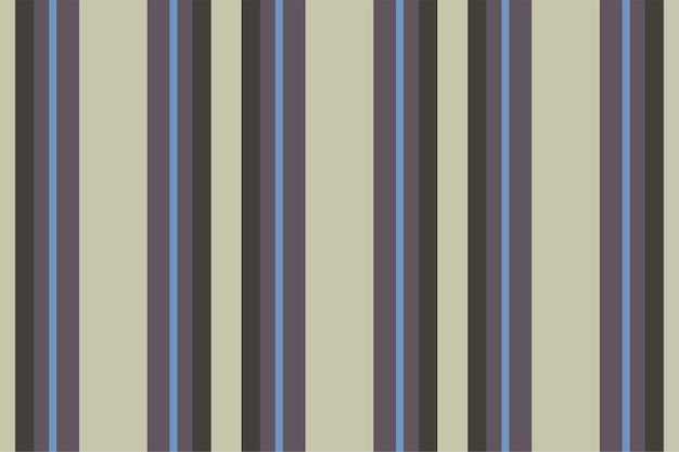 Modello senza cuciture strisce verticali. linee disegno astratto di vettore. texture a righe adatta per tessuti moda.