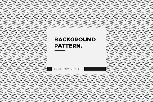 Modello senza cuciture verticale chevron a zig-zag in bianco e nero