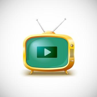 Lettore video tv