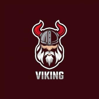 Logo esport di viking