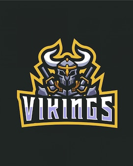 Logo dei vichinghi