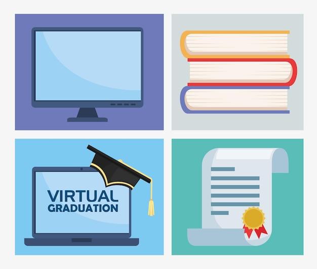 Oggetti di laurea virtuali