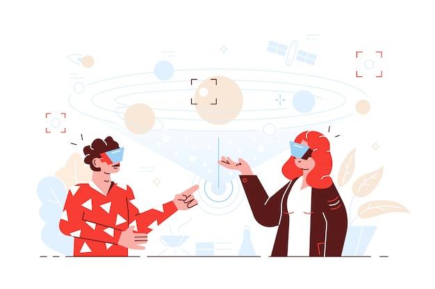 Concetto di realtà virtuale