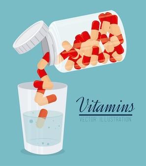 Design di vitamine