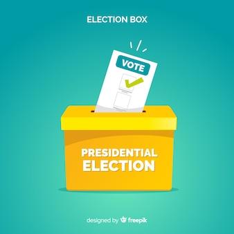 Voto e concetto di elezione