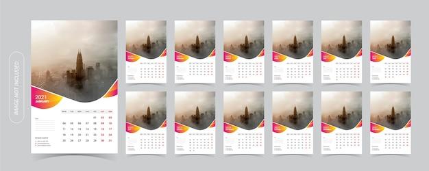 Calendario da parete