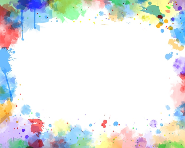 Sfondo di colore dell'acqua