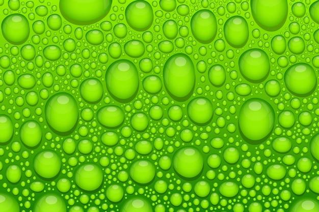Illustrazione di sfondo goccia d'acqua