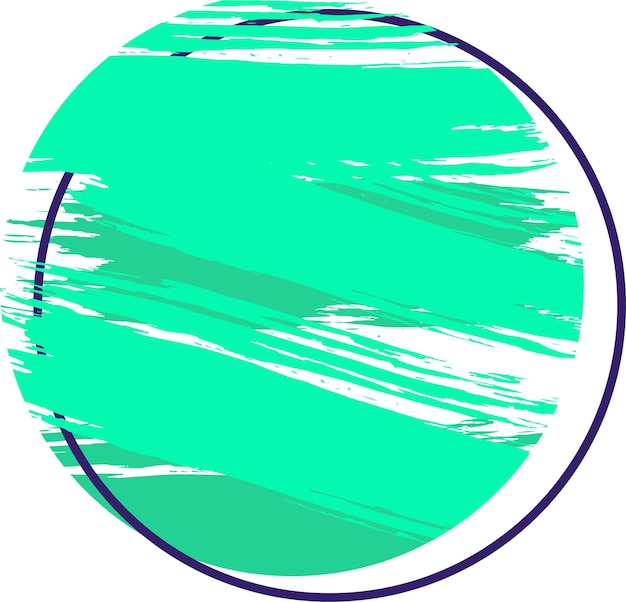 Illustrazione di vettore del fondo dell'estratto della pittura del tratto della spazzola di arte dell'acquerello banner di negozio e vendita