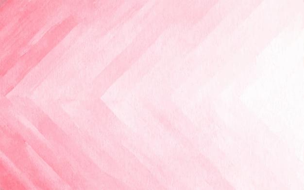 Acquerello texture di sfondo rosa tenue