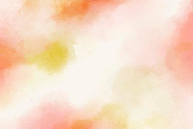 Sfondo astratto dipinto ad acquerello