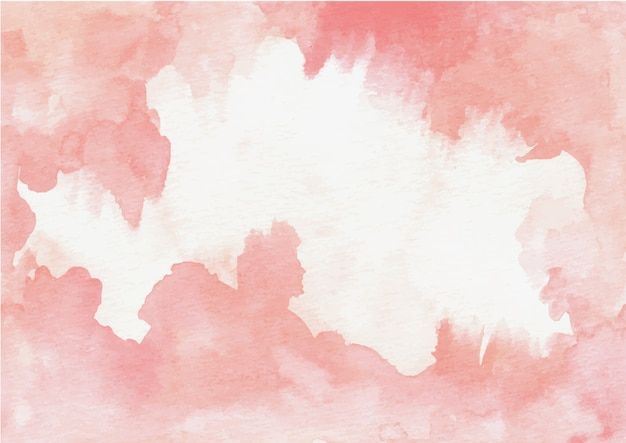 Acquerello rosa texture astratta sfondo