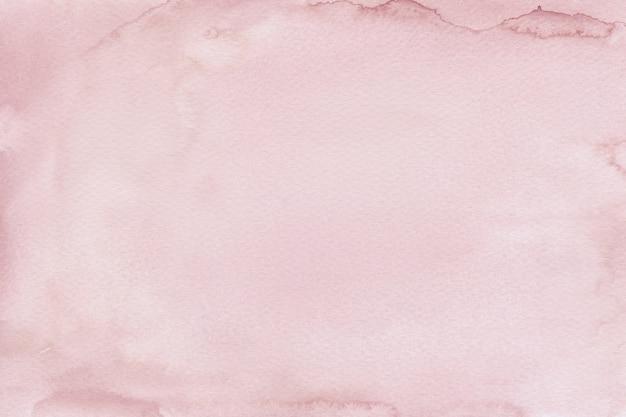 Priorità bassa di struttura dell'acquerello, carta da parati colorata morbida