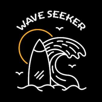 Cercatore di onde