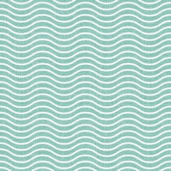 Motivo a onde su tessuto. fondo geometrico astratto, illustrazione di vettore. immagine di stile creativo e di lusso