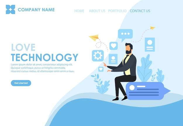 Modelli di progettazione di pagine web per lo sviluppo di siti web. design dell'interfaccia utente del sito web con un design dell'interfaccia utente minimo per gli sviluppatori.