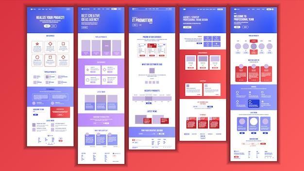 Progettazione di pagine web