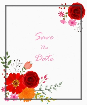 Matrimonio celebrazione card design