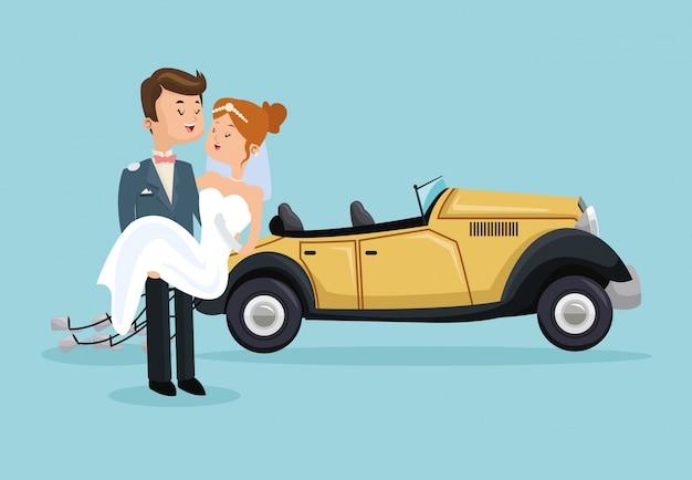 Icona di nozze