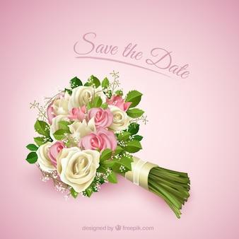 Bouquet weeding