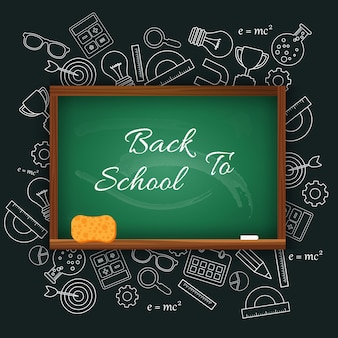 Bentornati al concetto di scuola.