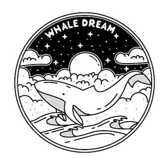 Sogno balena