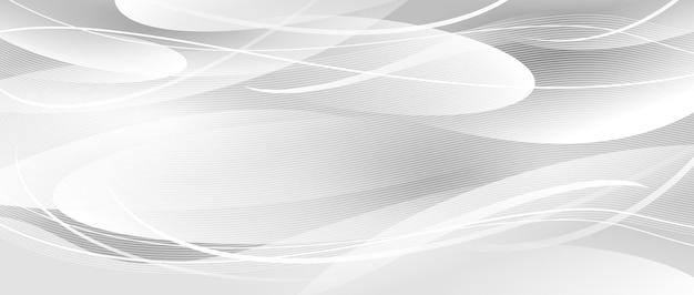 Illustrazione di vettore di progettazione dell'insegna del fondo astratto bianco
