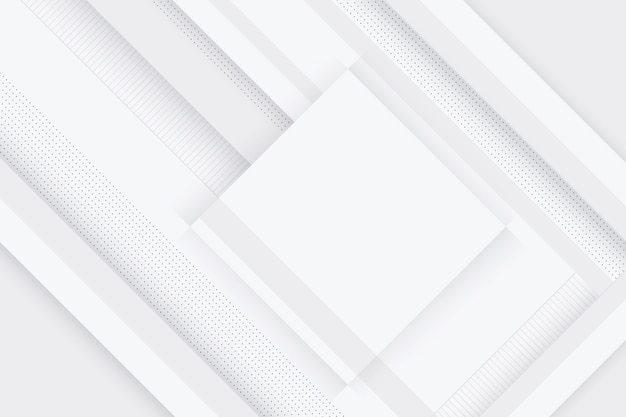 Sfondo astratto bianco