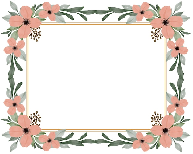 Sfondo bianco con bouquet di fiori d'arancio per biglietto di auguri