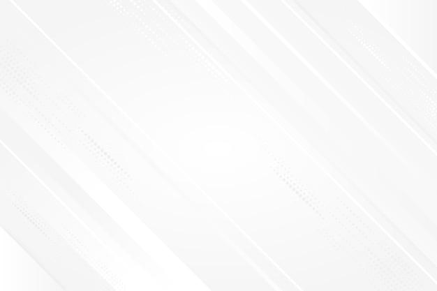 Stile di carta da parati bianca elegante trama