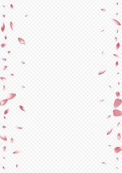 Sfondo trasparente fiore bianco. modello di natura rosa. struttura del cielo di loto.