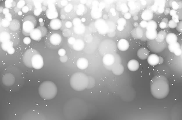 Esplosione di luce incandescente bianca con effetto di luce incandescente vettoriale trasparente con raggi dorati