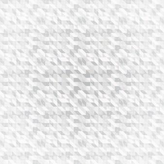Sfondo bianco poligonale