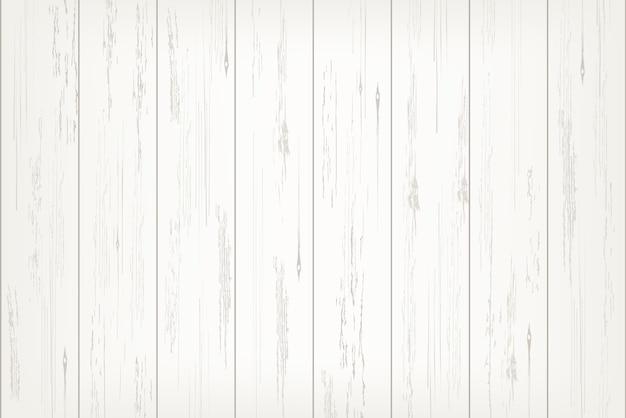 Struttura di legno bianca della plancia per fondo.