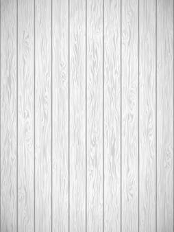 Modello di struttura in legno bianco.