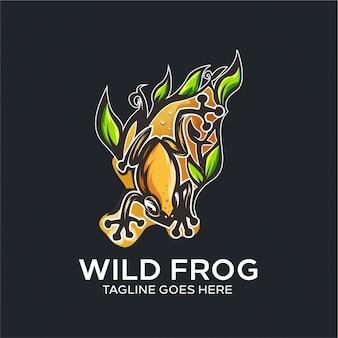 Logo della rana selvaggia