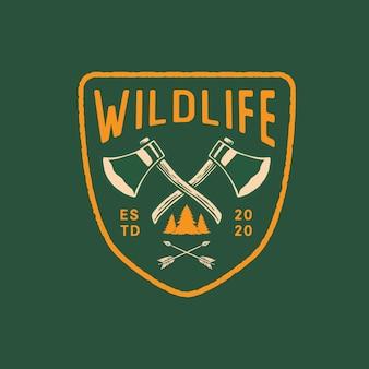 Badge wildlife