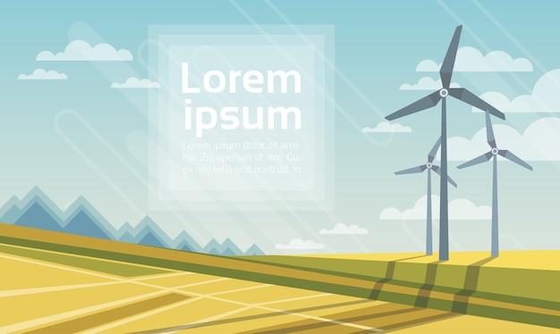 Torre delle turbine eoliche